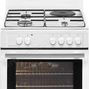 Cuisinière mixte Brandt BCM6650W
